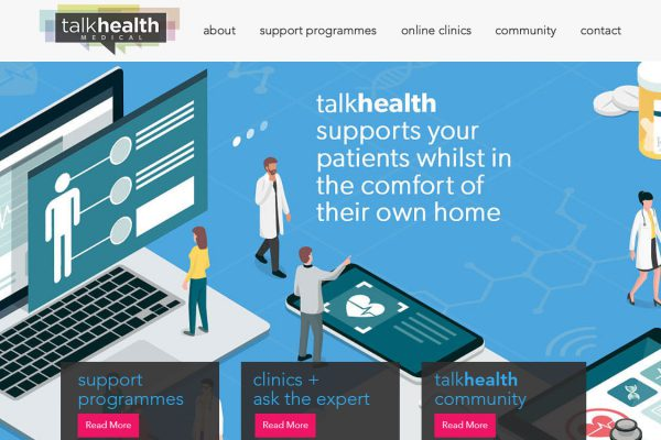 Talkhealth Medical Website