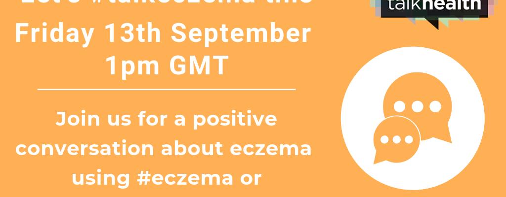 Talkhealth Hosts Dedicated Eczema Twitter Chat