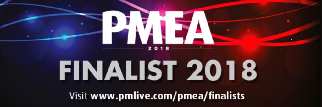 PMEA FINALIST 2018